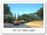 JH on the road