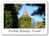 Korbel Brandy Tower