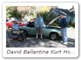 David Ballantine Kurt Housh Rob Wester