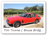 Tim Towne ( Bruce Bridges driving )