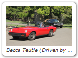 Becca Teutle (Driven by Berry Sanderson)