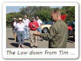 The Low down from Tim Towne