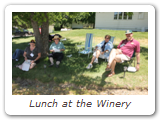Lunch at the Winery