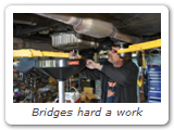 Bridges hard a work